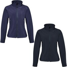 2786 Womens Corporate Workwear Walking Hiking Windproof Zip Up Softshell Jacket