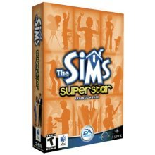 The Sims: Superstar Expansion pack (Mac) - Used