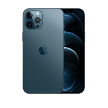 Apple iPhone 12 Pro Max Single Sim   Pacific Blue