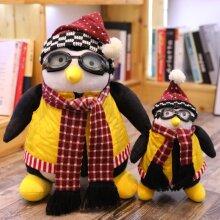 Joey's Hugsy Plush Stuffed Penguin Toy From Friends