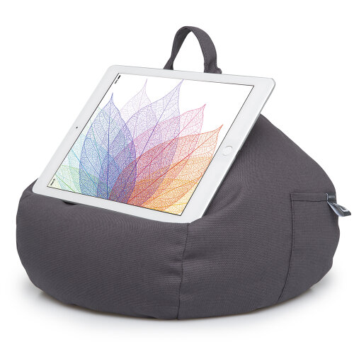 iBeani Bean Bag Cushion Stand for iPad, Tablets & Ebook readers | Stable Tablet Holder for All Devices
