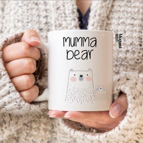 Mumma Bear & Baby Bear Mug