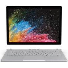 MICROSOFT Surface Book 2 - 512 GB, Silver, Silver - Used