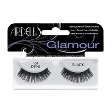 Ardell Fashion Lashes Pair 101 Demi Black Pack Of 4