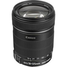Canon EF-S 18-135mm f/3.5-5.6 IS Lens - Used