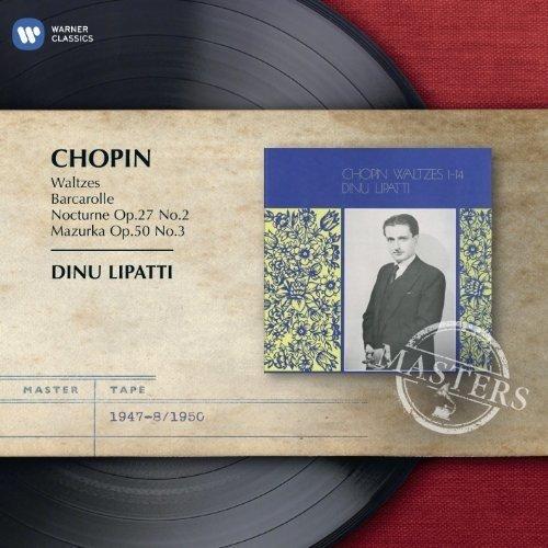 Dinu Lipatti - Chopin: Waltzes - EMI Masters [CD]
