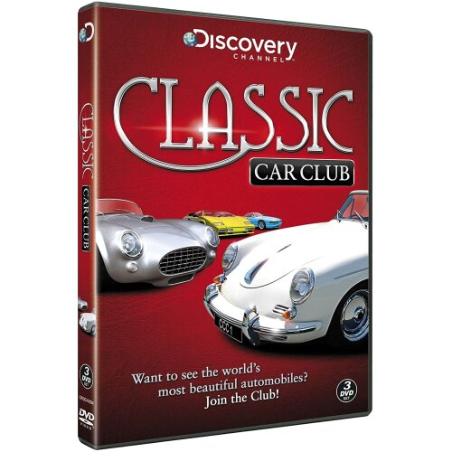 Classic Car Club The ultimate enthusiast Collection series 3 Disc set