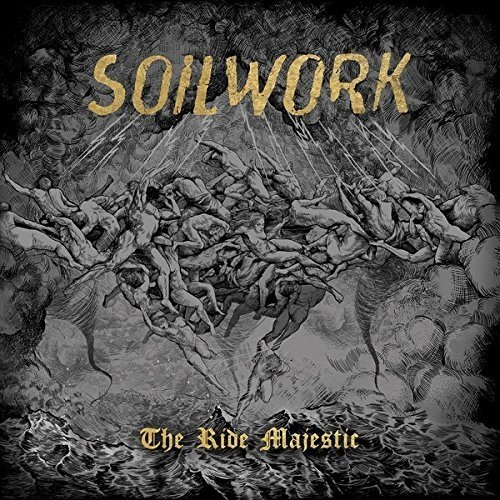 Soilwork - the Ride Majestic [CD]
