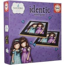 Educa Borras Identic Nature 110 Cards