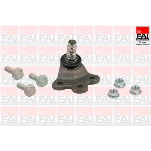 Front FAI Replacement Ball Joint SS7664 for Peugeot 508 1.6 Litre Diesel (03/11-07/12)