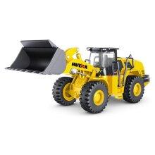 Huina 667741119110 Bulldozer Static Die-Cast Model (1:40 Scale)
