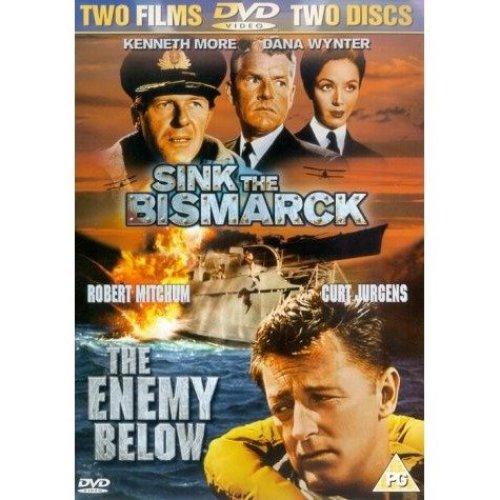 Sink The Bismarck / The Enemy Below DVD [2003]