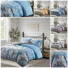 Luxury Floral Duvet Cover Bedding set