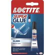 Loctite Super Glue Glass - 3ml | Glass-Bonding Glue