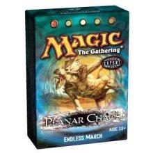 Magic The Gathering MTG Planar Chaos Endless March Theme Deck