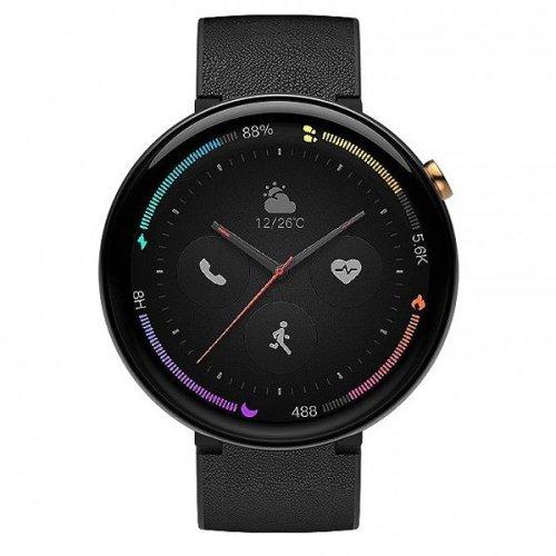"""Smartwatch Amazfit Nexo 1,39"""" AMOLED WiFi GPS Black"""