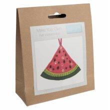 Felt Decoration Kit: Watermelon