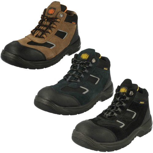 Mens Truka Steel Toe Cap Work Boots