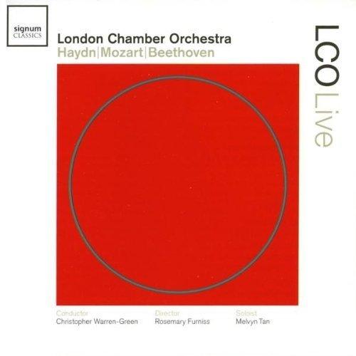 London Chamber Orchestra - LCO - Haydn/Mozart/Beethoven (Haydn: Symphony No.85/Mozart: Piano Concerto No.12/Beethoven: Symphony No.8) [CD]