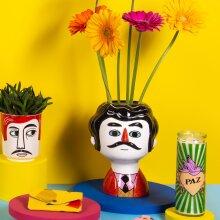Kitsch Kitchen Carlos Vase