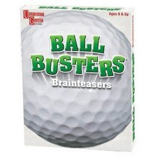 Ball Busters Card Game Golf