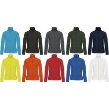 B&C Collection ID.501 Fleece Women 100% Polyester Feminine Cut Full Zip Jacket
