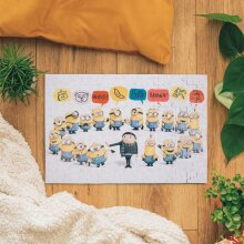 Official Minions Mystery Puzzle for Family and Friends