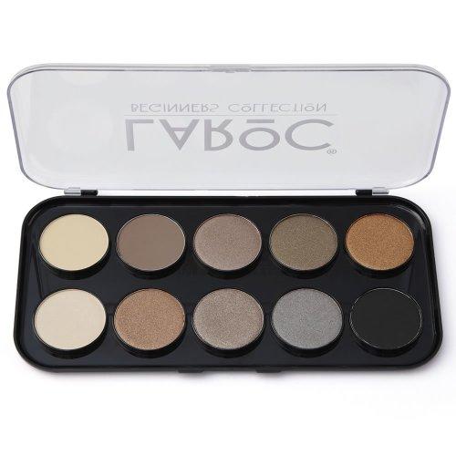LaRoc 10 Neutral Colours Palette | Neutral Eyeshadow Palette
