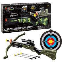 Children Infrared Crossbow Gun With Arrows Archery