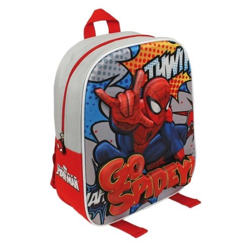 Marvel Kids' 3D Spider-Man Backpack