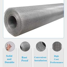 Fencing Wire Garden Netting Roll Chainlink Fence