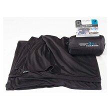 Cocoon Coolmax Travel Blanket (Black)