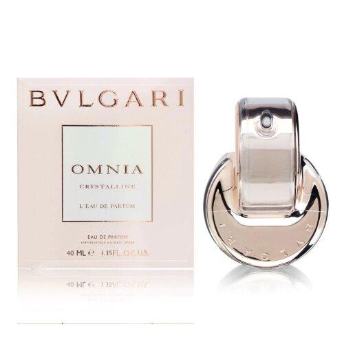 Bvlgari Omnia Crystalline For Women l'Eau de Parfum EDP 40ml