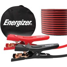 Energizer Jumper Cables for Car Battery&Carrying Bag-16 Feet (4-Gauge)
