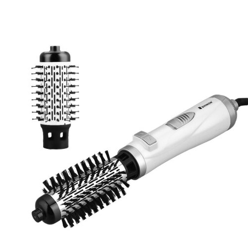 Brush Hot Air Styler Comb Curling Iron Roll Styling Brush Hair Dryer Blow