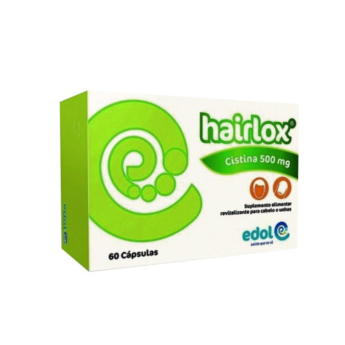 Hairlox Hair and Nails 60 Capsules
