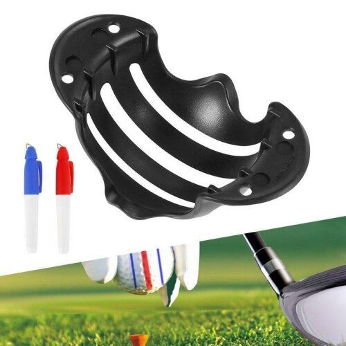 Golf Ball Line Clip Liner Marker Pen Template Alignment Tool