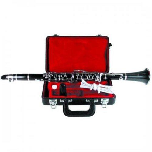 Mirage HU2002 Ebonite Clarinet-Case B Flat