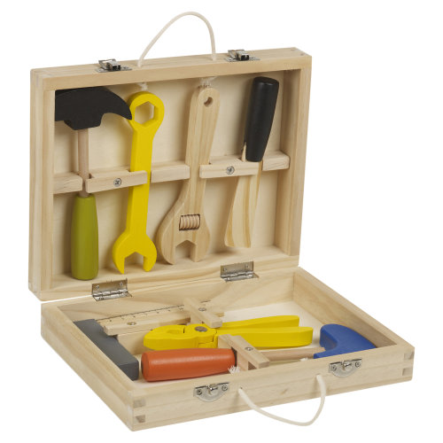 URBN-TOYS Toy Toolbox | Wooden DIY Toys