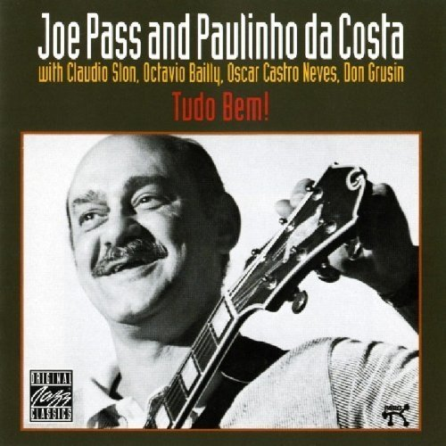 Pass Joe/paulinho Da Costa - Tudo Bem! [CD]