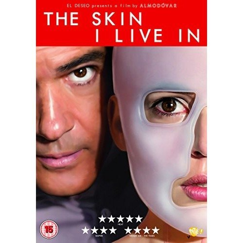 The Skin I Live In DVD [2011]
