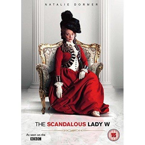 The Scandalous Lady W DVD [2015]