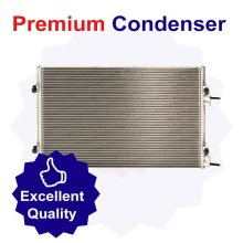 Condenser for BMW i3 0.6 Litre Petrol (09/13-04/17)