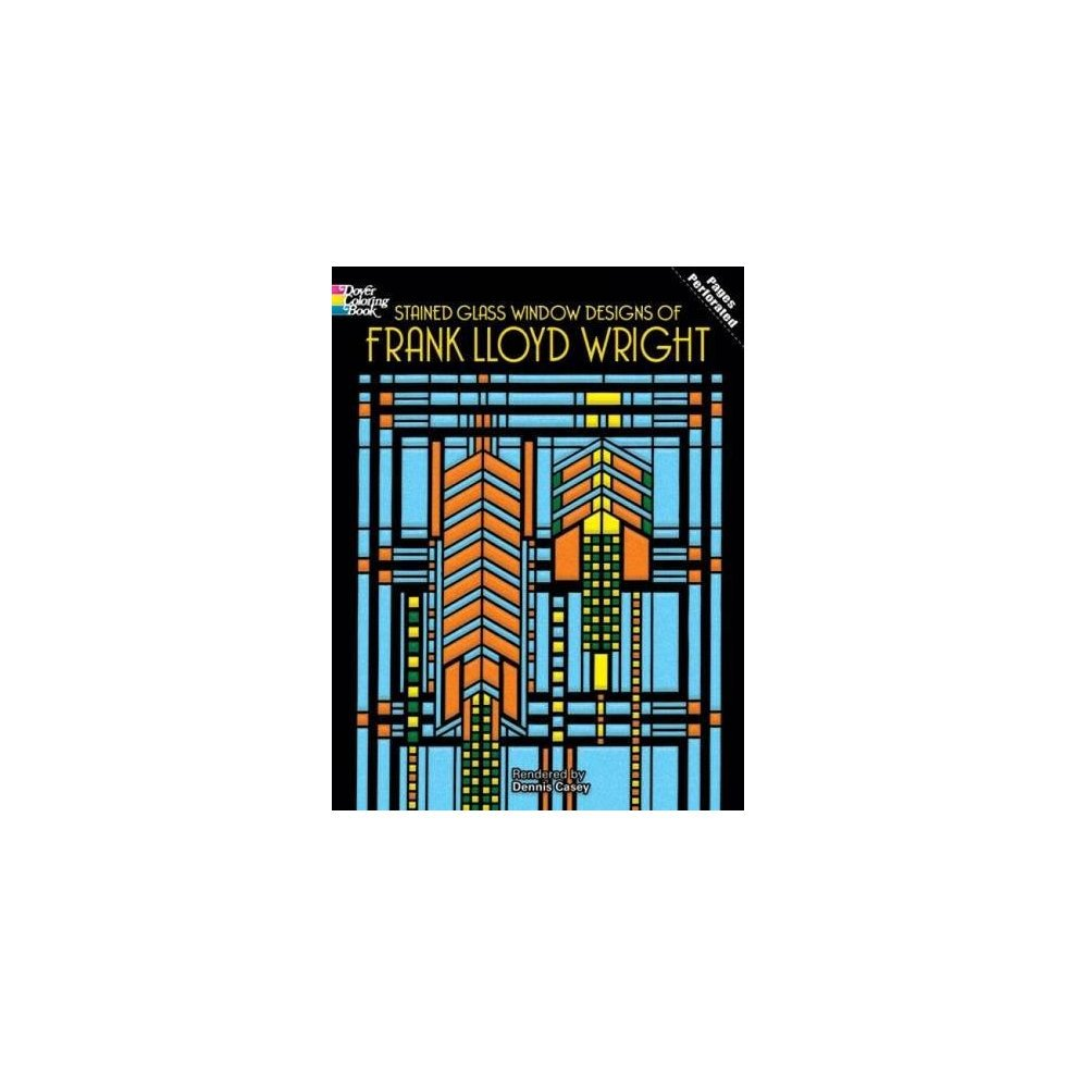 I Heart Architecture with Frank Lloyd Wright Activity Book | 990x990