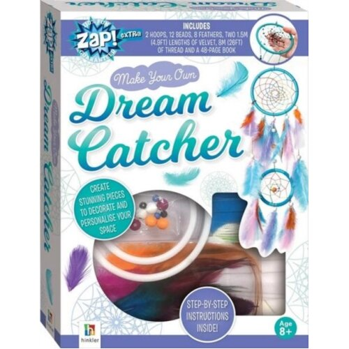 Zap Extra Make Your Own Dream Catcher by Hinkler Books
