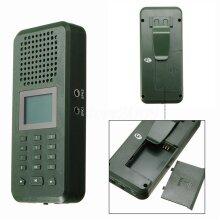 Hunting Mp3 Player Bird Caller, Electric Speaker With Voices Duck, Goose, Predator, Wildlife Decoy