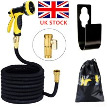 UK Stock! Expandable Garden Hose With Core Late