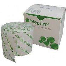 Mepore Self-Adhesive Absorbent Dressing Roll  5m  x 7cm , Non Sterile