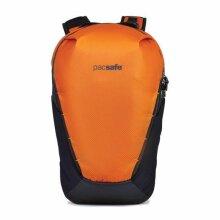 Pacsafe Venturesafe X18 Anti-Theft 18 Litre Backpack - Burnt Orange (Ex-Sample)