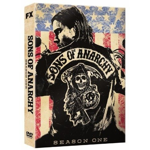 Sons Of Anarchy Season 1 DVD [2010]
